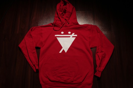 Y.O.U. ABSTRACT HOODIE